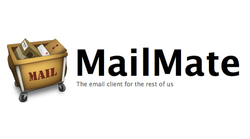 MailMate - The email client for the rest of us